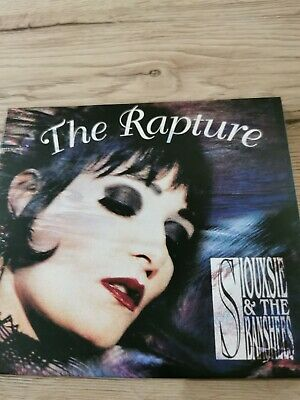 SIOUXSIE AND THE BANSHEES THE RAPTURE CD (Remastered & Expanded) • 1.80£