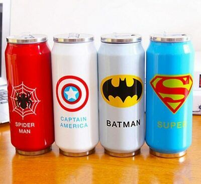 AU29.95 • Buy Heroes League Thermos Travel Mugs 500 Ml