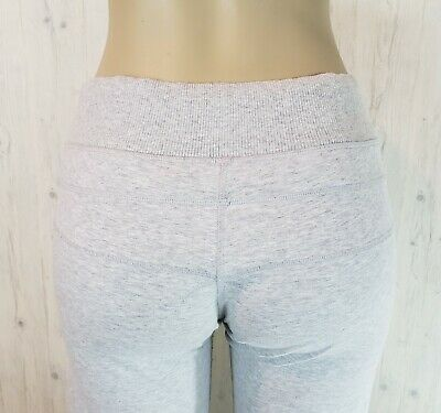 $ CDN49 • Buy Lululemon Sweat Pants Joggers Heathered Light Gray Size 6 Cuddle Up Inseam 33 In