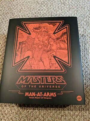 $125 • Buy Mondo 1/6 Scale Masters Of The Universe Man At Arms