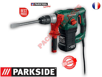 Parkside Hammer Drill Bit And Jackhammer With Sds-Plus Pbh 1500 F6 1500 W • 90.17£