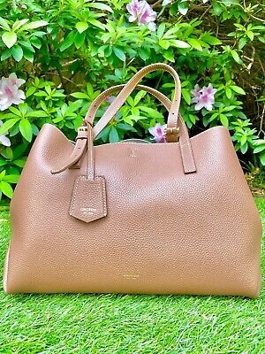 AU26 • Buy Oroton Tan Leather Handbag (RRP $399) 0.99$