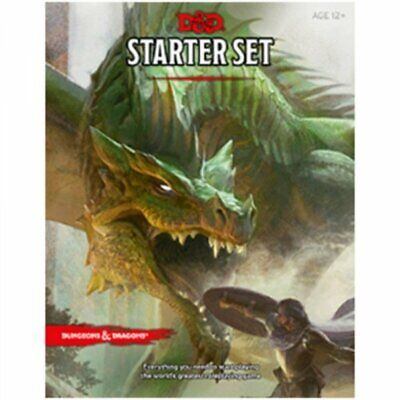 AU51 • Buy Dungeons & Dragons - 5th Edition - Starter Box