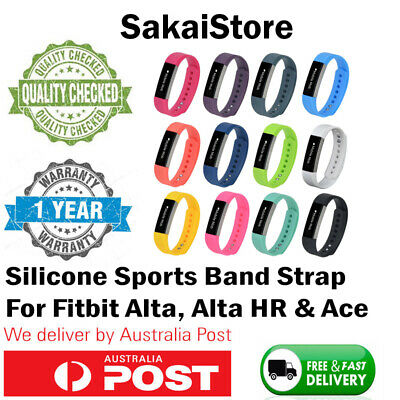 AU5.99 • Buy For Fitbit Alta HR Band Replacement  Strap Wristband Buckle Bracelet Fitness