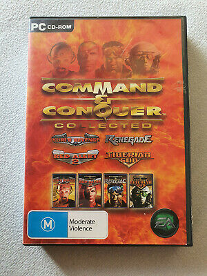 AU49.95 • Buy Command & Conquer Collected PC