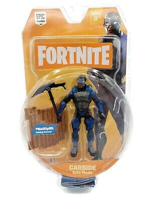 $ CDN14.99 • Buy Epic Games Fortnite Toy 4  Figure Carbide Solo Mode Figure