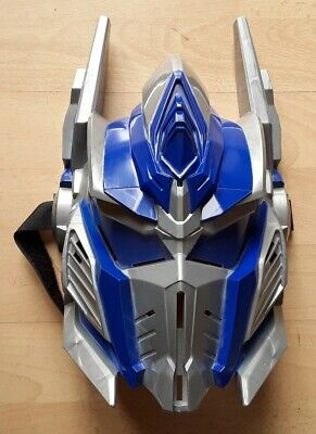 £11.95 • Buy Transformers Age Of Extinction OPTIMUS PRIME Battle Play Mask.