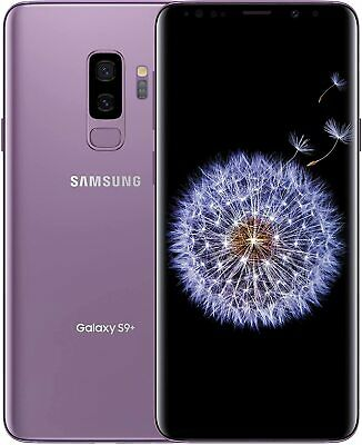 $ CDN326.62 • Buy Samsung Galaxy S9+ SM-G965U - 64GB - Purple (Unlocked) Excellent Condition | SBI
