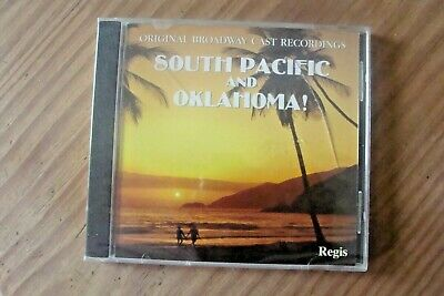 South Pacific And Oklahoma!.    New Sealed CD • 3.50£