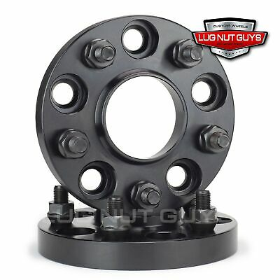 $48.63 • Buy 2 Wheel Adapters 5x100 To 5x114.3 Hubcentric 15mm Fits Subaru Impreza WRX 2.5 RS