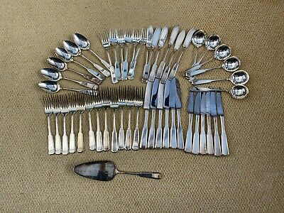 Viners Of Sheffield Silver Plated Cutlery Set • 40£