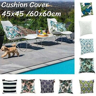 AU19.95 • Buy 45 | 60cm Outdoor Cushions Cover Home Decor Throw Pillow Case