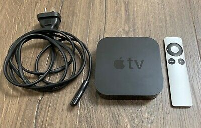 AU115 • Buy Apple TV (3rd Generation) HD Digital Media Player Streamer  A1469 3rd Gen Rev A