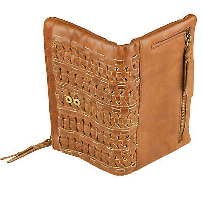 AU39.95 • Buy RFID Security Lined Leather Purse. Quality Full Grain Cow Hide Leather. 5930