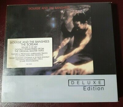 Siouxsie And The Banshees. The Scream Deluxe • 5£