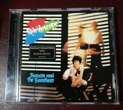 Siouxsie And The Banshees. Kaleidoscope • 4£