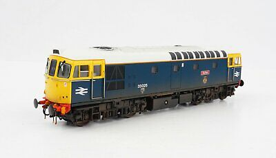 Heljan 3441 OO Class 33 33025 Sultan BR Blue With Light Grey Roof Brand New • 130£