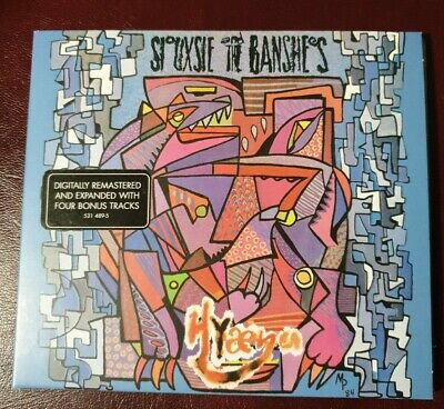 Siouxsie And The Banshees.  Hyaena • 4£