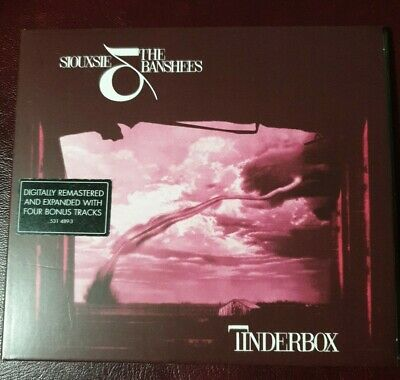 Siouxsie And The Banshees.  Tinderbox • 4£