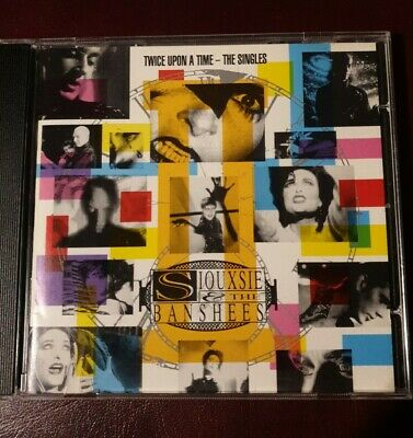 Siouxsie And The Banshees.  Twice Upon A Time  • 3£