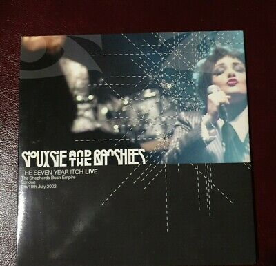 Siouxsie And The Banshees.  The Seven Year Itch • 3£