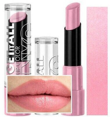 Baby Pink Lipstick By NYC ~ Get It All Range ~ Shade Is PINKDIGIOUS • 10£
