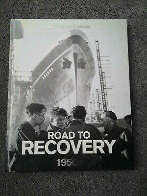 £6.99 • Buy Road To Recovery - 1950s (Looking Back At Britain), Readers Digest,