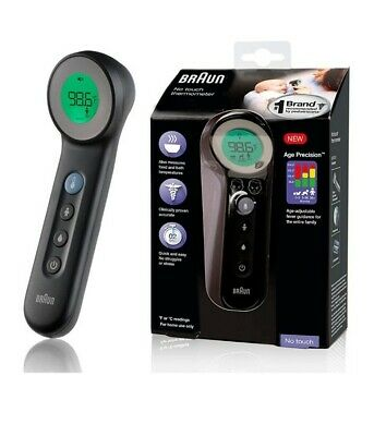 $ CDN95.95 • Buy BRAND NEW Braun 3-in-1 No Touch Thermometer (BNT400) Free Shipping