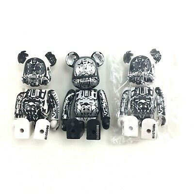 $29.99 • Buy Medicom Toyx 2005 Be@rbrick H.R. Giger - Lot Of 3