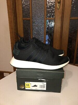 AU99.99 • Buy Adidas Nmd R2 Core Black CQ2402 SIZE US 11 EXCELLENT CONDITION WITH BOX RRP $220