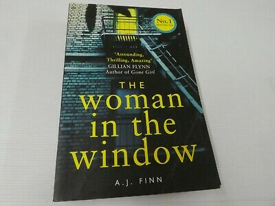 AU19.95 • Buy The Woman In The Window By A. J. Finn (Paperback) MB7