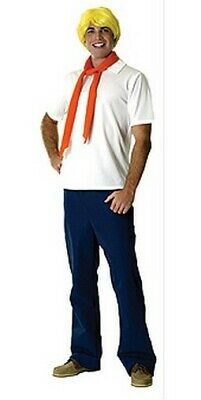 £16.59 • Buy Adult Scooby Doo Fred Costume