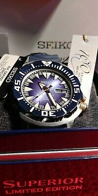 $ CDN1349 • Buy SEIKO MONSTER SRP455J1 Limited EDITION 1000pc - JDM Version - RARE Watch