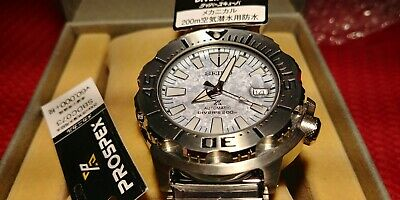 $ CDN1899 • Buy SEIKO SBDC073 FROST MONSTER Limited Production 6R15 - RARE Unicorn For Sale
