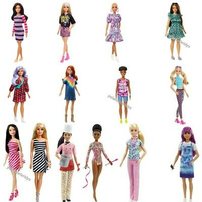 £15.90 • Buy BARBIE DOLL FASHIONISTA, CAREER/ OUTFITS Wonder Woman, Puma Branded For Barbie
