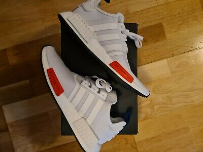 AU165 • Buy Adidas R1 NMD Japan *BRAND NEW* In Box Mens US Size 9 White - Red - Blue