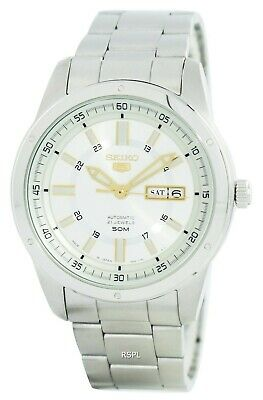 $ CDN150.16 • Buy Seiko 5 Automatic 21 Jewels Japan Made SNKN11 SNKN11J1 SNKN11J Men's Watch