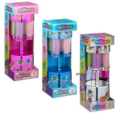 LARGE 47cm Mini Millions Dispenser Machine Tiny Tasty Chewy Sweets - XMAS GIFT • 21.99£