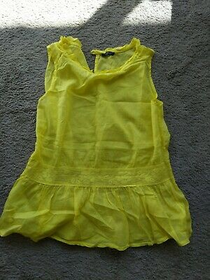 AU19.95 • Buy Massimo Dutti Witchery Summer Top Size S