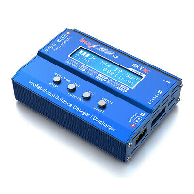 AU56.17 • Buy Intelligent Battery Charger SKYRC IMAX B6 V2 Balance Charger 60W 6A DC/DC New