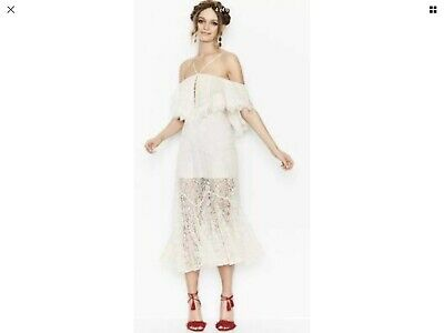 AU90 • Buy BRAND NEW Alice McCALL Electric Dress Size A10 Colour Creamy