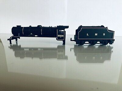 Bachmann Rebuilt  Patriot Body Only And Full Tender In LMS Black Lined Livery • 35.50£