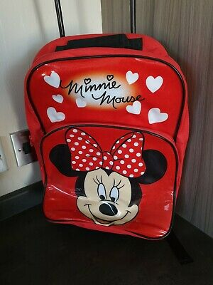 £6 • Buy Original Disney - Minnie Mouse Pull/push Along Trolley - See Pics