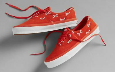AU240 • Buy Vans Vault X WTAPS Era LX US8 Neighborhood Bape Visvim Fragment Orange