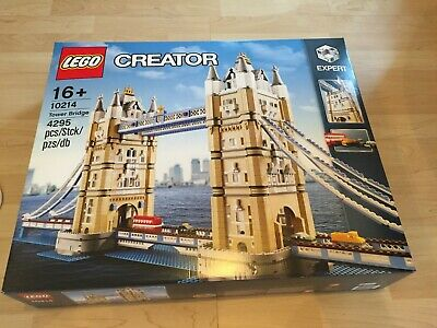 LEGO Creator Tower Bridge (10214) --- Brand New And Sealed • 276£
