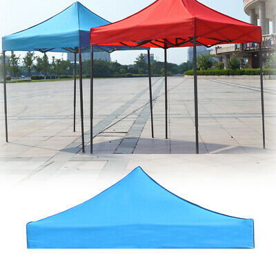 AU75.67 • Buy 3x3m 420D Oxford Camping Tent Top Cover Awning Waterproof UV
