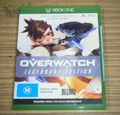 AU19.99 • Buy XBOX ONE Game - Overwatch