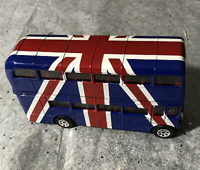 $ CDN15.05 • Buy  2005 Corgi Harrods Union Jack Routemaster Bus Double Decker VG
