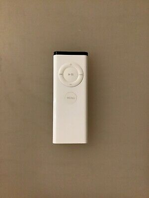 AU15 • Buy Apple TV Remote Control 1 2 3rd Gen Macbook Desktop A1156 Battery Included Used