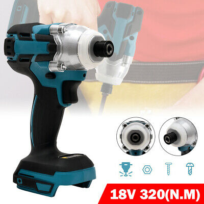 For Makita DTD152 18V Li-ion Cordless Brushless Impact Driver 1/4 Body Only • 26.99£